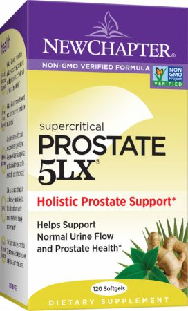 New Chapter, Prostate 5LX, 120  капсул