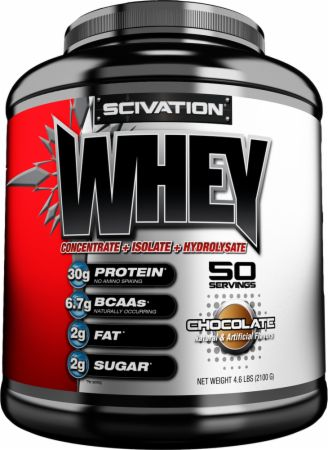 SciVation, WHEY, 2268 грамм