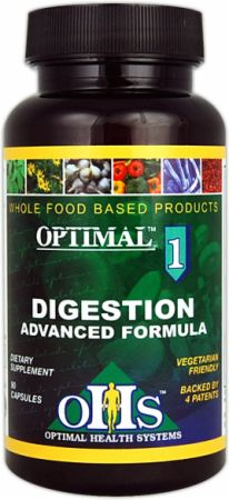 Optimal Health Systems, Digestion, 90 капсул