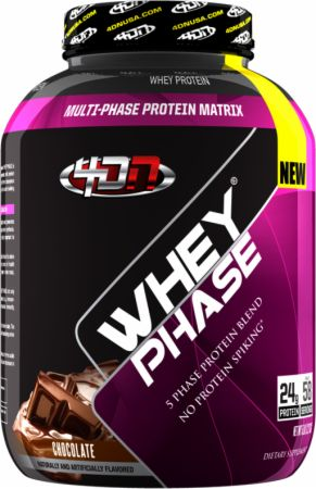 4 Dimension Nutrition, Whey Phase, 454 грамма