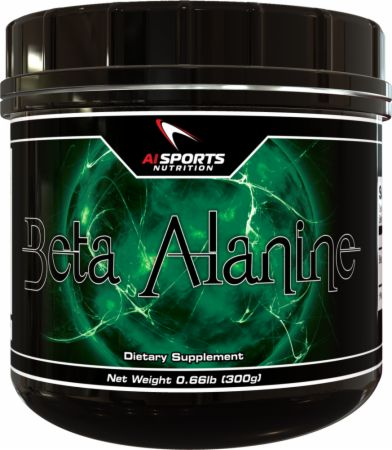 AI Sports Nutrition, Beta Alanine, 300 грамм