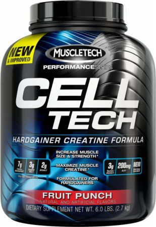 MuscleTech, CELL-TECH, 1361 грамм