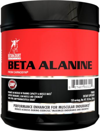 Betancourt Nutrition, Beta Alanine Powder, 300 грамм