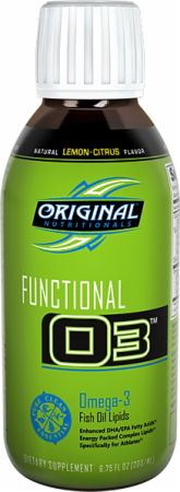 Original Nutritionals, Functional O3, 200  мл