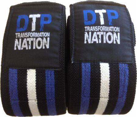DTP, Knee Wraps