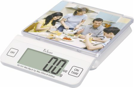Tanita, FitScan Kitchen Scale