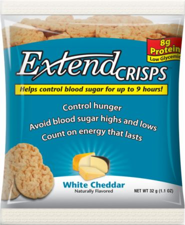 Extend Nutrition, Crisps, 5 - 32гр. пакетов