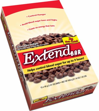 Extend Nutrition, Extend Bars, 15 - 40гр. батончиков