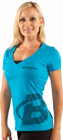 Bodybuilding.com Clothing, Women's Core Giant B Deep-V Tee