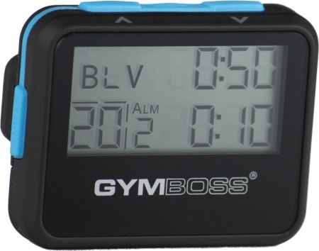 Gymboss, Interval Timer & Stopwatch