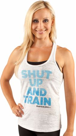 Bodybuilding.com Clothing, Women's Core Shut Up & Train Tank