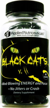 Applied Nutriceuticals, Black Cats V.2, 25 капсул