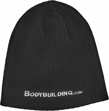 Bodybuilding.com Clothing, Knit Beanie