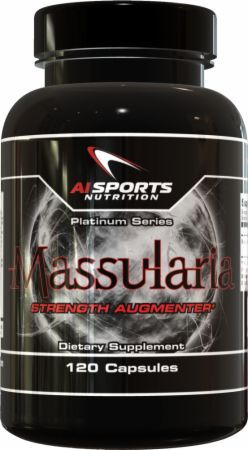 AI Sports Nutrition, Massularia, 120 капсул