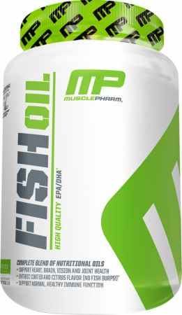 MusclePharm, Fish Oil, 90 капсул