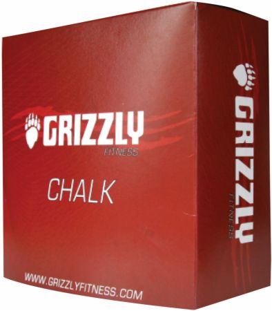 Grizzly, Athletic Chalk, 8 блоков