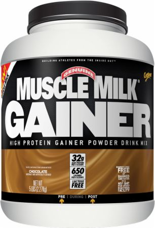 CytoSport, Muscle Milk Gainer, 2268 грамм