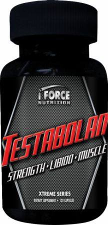 iForce Nutrition, Testabolan V2, 120 капсул