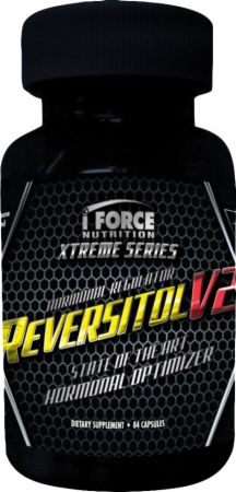 iForce Nutrition, Reversitol V2, 84 капсулы