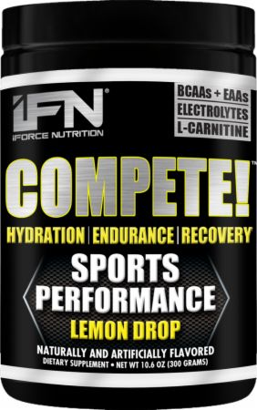 iForce Nutrition, Compete, 10 упаковок