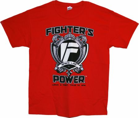 Infinite Labs, Infinite Gear Fighter's Power Tee