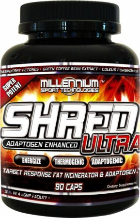Millennium Sport, Shred-ULTRA, 90 капсул