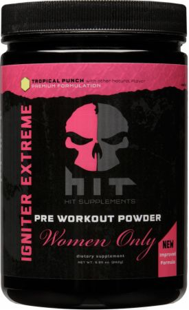 HIT Supplements, Igniter Extreme Women Only, 30 порций
