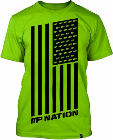 MusclePharm Sportswear, MP Nation Tee