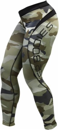 Better Bodies, Women's Camo Long Tights