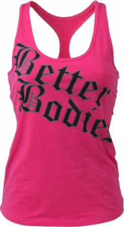 Better Bodies, Women's Printed T-Back Tank