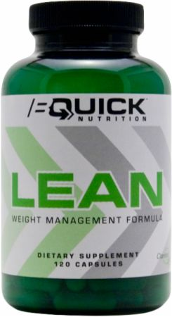 BQuick Nutrition, LEAN, 120 капсул