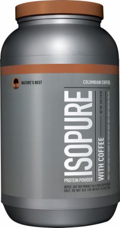 Nature's Best, Isopure With Coffee, 1361 грамм