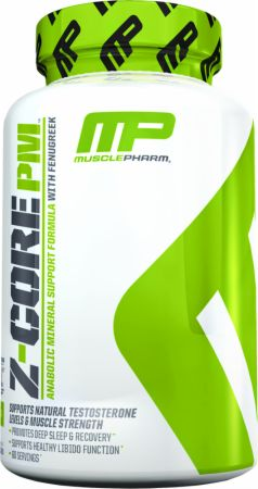 MusclePharm, Z-Core PM, 60 капсул