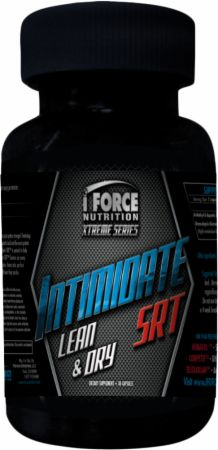 iForce Nutrition, Intimidate SRT, 30 капсул