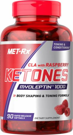 Met-Rx, CLA with Raspberry Ketones, 60 капсул