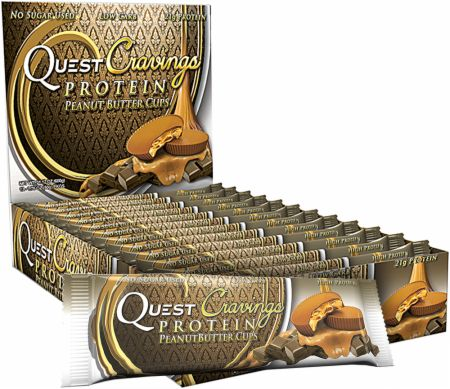 Quest Nutrition, Quest Cravings, 12 - 2 упаковки