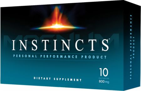 Magnum Nutraceuticals, INSTINCTS, 10 капсул