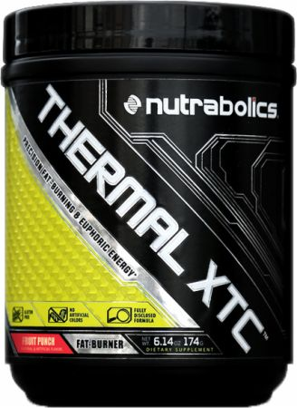 Nutrabolics, THERMAL XTC, 174 грамма