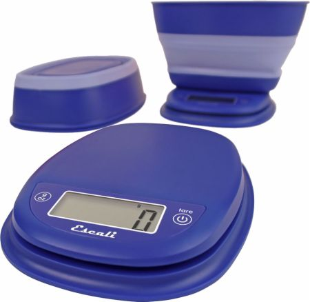Escali, Pop - Collapsible Bowl Scale