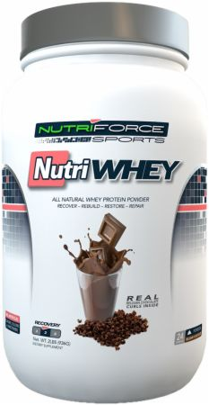 NutriForce Sports, NutriWHEY, 908 грамм