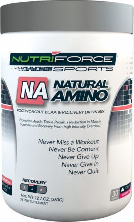 NutriForce Sports, Natural Amino, 360 грамм