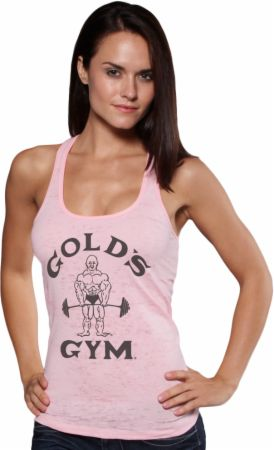 Gold's Gym, Women's Classic Joe Burnout Tank