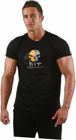 HIT Supplements, Classic Logo Tee