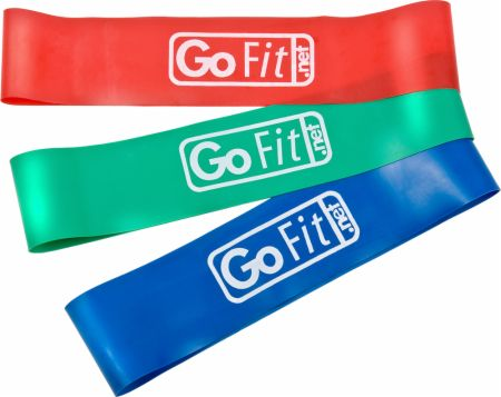 GoFit, Power Loops - 3 Lower Body Bands