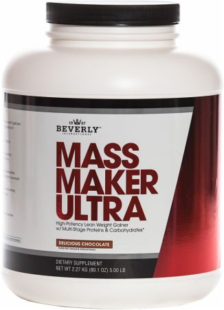 Beverly International, Mass Maker Ultra, 2268 грамм