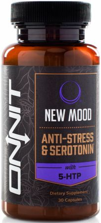 Onnit, New MOOD, 30 капсул