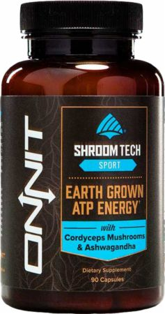 Onnit, Shroom TECH Sport, 30 капсул