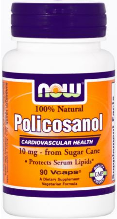 NOW, Policosanol, 90 капсул