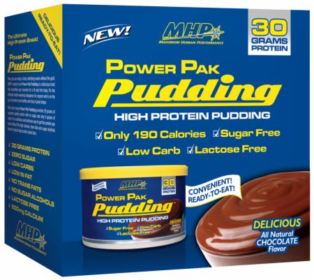 MHP, Power Pak Pudding, 1 порция