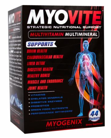 Myogenix, MyoVite, 44 упаковки